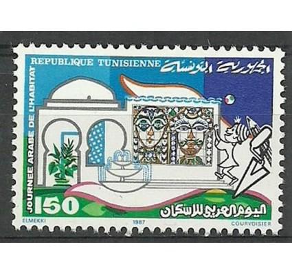 Znaczek Tunezja 1987 Mi 1149 Czyste **