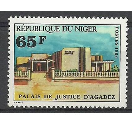 Znaczek Niger 1983 Mi 845 Czyste **