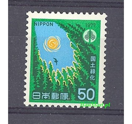 Japonia 1977 Mi 1315 Czyste **