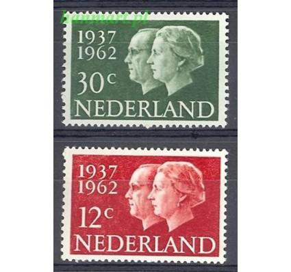 Znaczek Holandia 1962 Mi 772-773 Czyste **