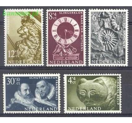 Holandia 1962 Mi 774-778 Czyste **