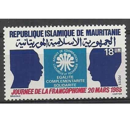 Znaczek Mauretania 1985 Mi 841 Czyste **
