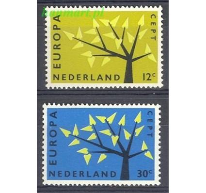 Holandia 1962 Mi 782-783 Czyste **