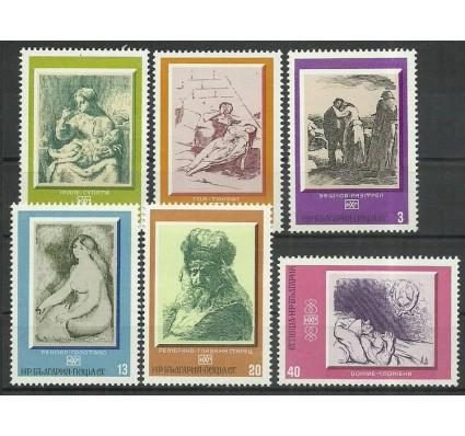 Znaczek Bułgaria 1975 Mi 2411-2416 Czyste **