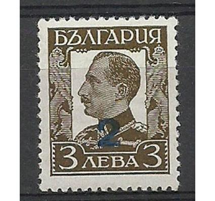 Znaczek Bułgaria 1934 Mi 259 Z podlepką *