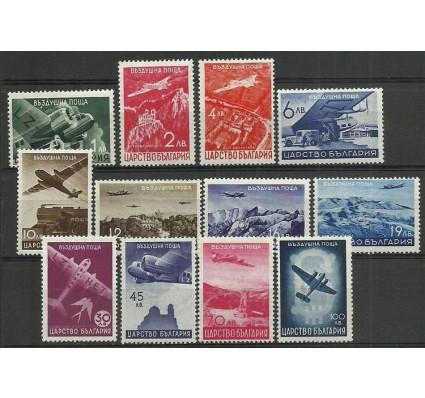 Znaczek Bułgaria 1940 Mi 377-388 Z podlepką *