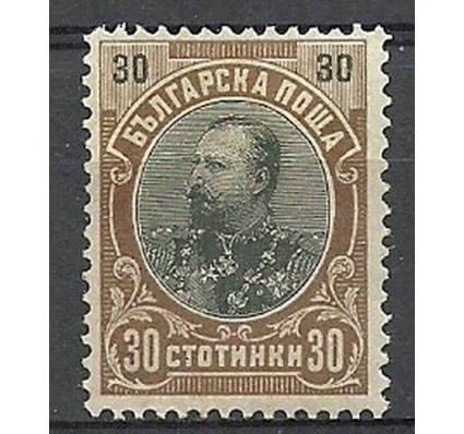 Znaczek Bułgaria 1901 Mi 57 Z podlepką *