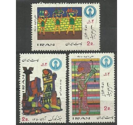 Znaczek Iran 1971 Mi 1531-1533 Czyste **