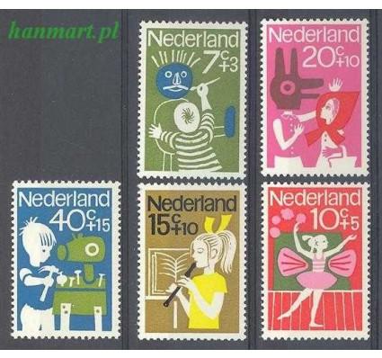 Holandia 1964 Mi 830-834 Czyste **