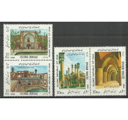 Znaczek Iran 1988 Mi par2272-2275 Czyste **
