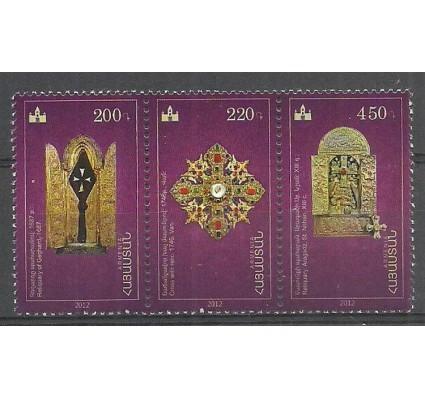Znaczek Armenia 2012 Mi dre802-804 Czyste **