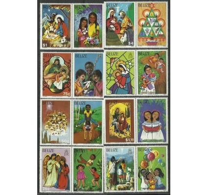 Znaczek Belize 1980 Mi zf531-538 Czyste **