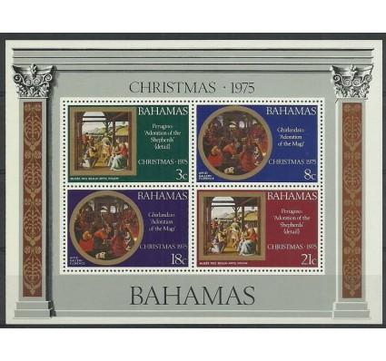 Znaczek Bahamy 1975 Mi bl15 Czyste **