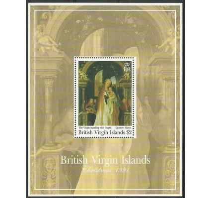 Znaczek Wyspy Dziewicze 1991 Mi bl71 Czyste **