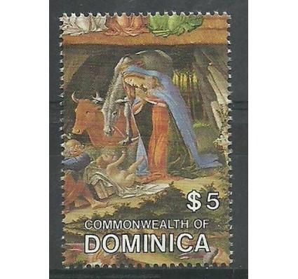Znaczek Dominika 1989 Mi 1286 Czyste **
