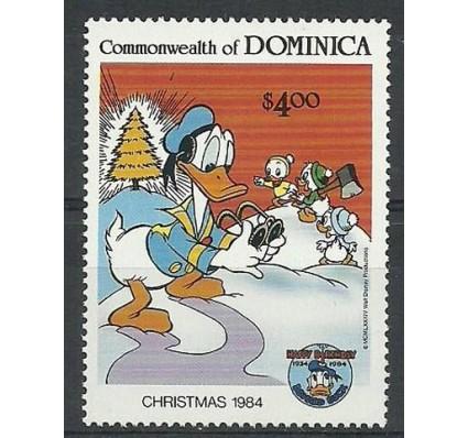 Znaczek Dominika 1984 Mi 898 Czyste **
