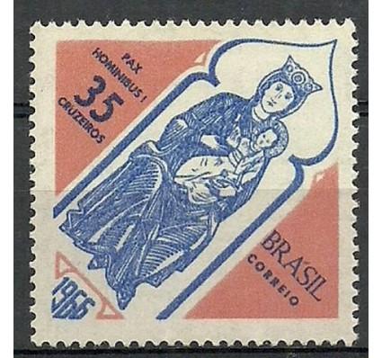 Znaczek Brazylia 1966 Mi 1124 Czyste **