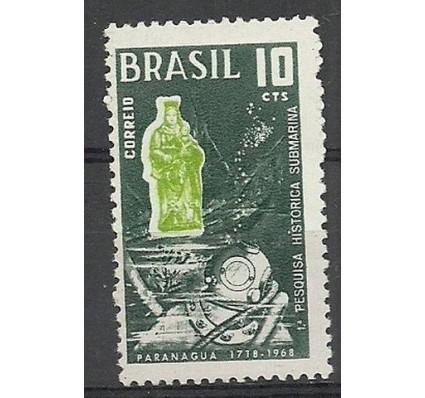 Znaczek Brazylia 1968 Mi 1164 Czyste **