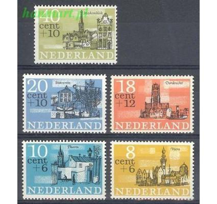 Znaczek Holandia 1965 Mi 843-847 Czyste **