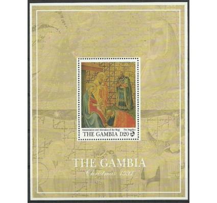 Znaczek Gambia 1991 Mi bl185 Czyste **