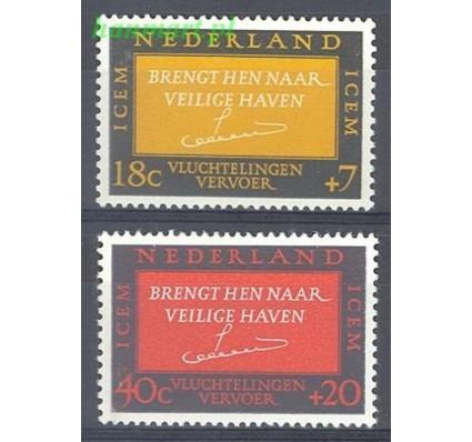 Holandia 1966 Mi 856-857 Czyste **
