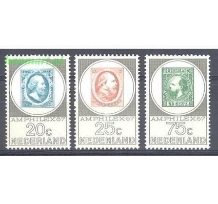 Holandia 1967 Mi 880-882 Czyste **