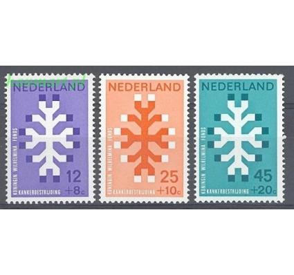 Holandia 1969 Mi 923-925 Czyste **