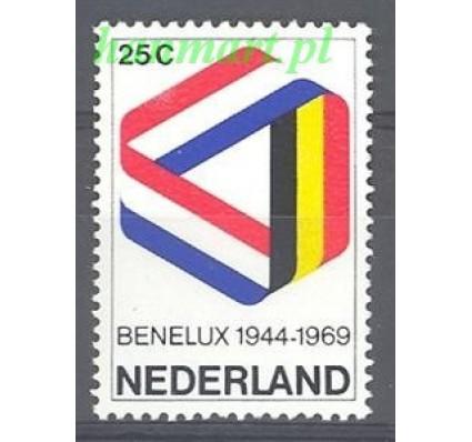 Holandia 1969 Mi 926 Czyste **