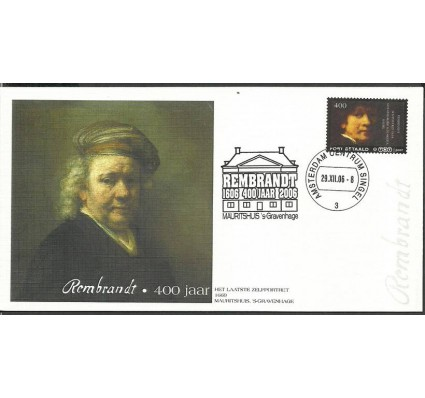 Znaczek Holandia 2006 Mi PER REM21 FDC