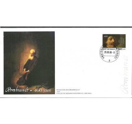 Znaczek Holandia 2006 Mi PER REM68 FDC