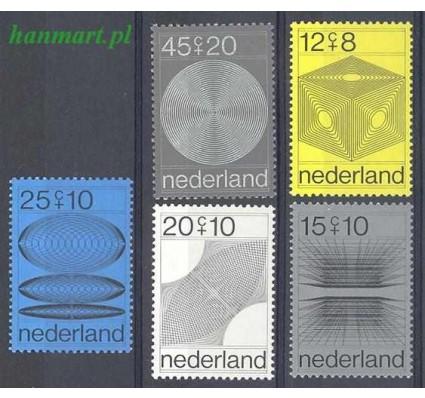 Holandia 1970 Mi 936-940 Czyste **