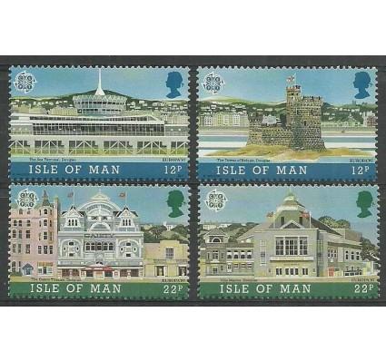 Znaczek Wyspa Man 1987 Mi 335-338 Czyste **