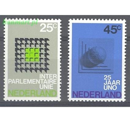 Holandia 1970 Mi 946-947 Czyste **