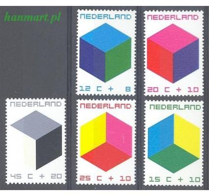Holandia 1970 Mi 951-955 Czyste **