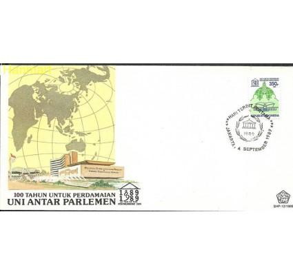 Znaczek Indonezja 1989 Mi 1312 FDC