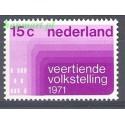 Holandia 1971 Mi 957 Czyste **