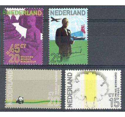 Holandia 1971 Mi 965-968 Czyste **