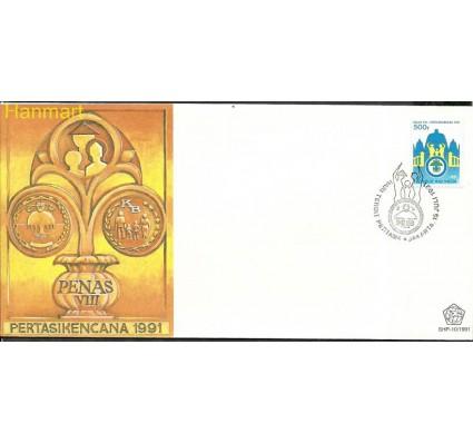 Znaczek Indonezja 1991 Mi 1392 FDC