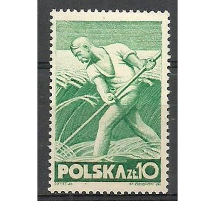 Znaczek Polska 1947 Mi 473 Fi 438 Czyste **