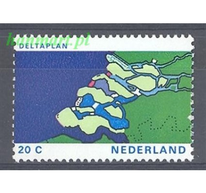 Holandia 1972 Mi 974 Czyste **