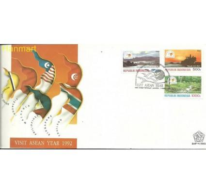 Znaczek Indonezja 1992 Mi 1413-1415 FDC