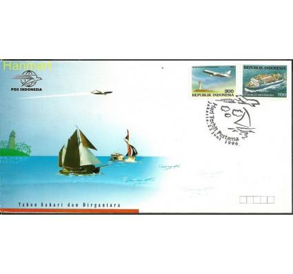 Indonezja 1996 Mi 1626-1627 FDC