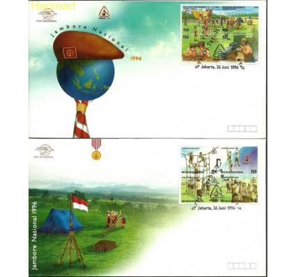 Znaczek Indonezja 1996 Mi 1628-1635 FDC