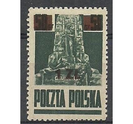 Znaczek Polska 1945 Mi 409 Fi 375 Czyste **