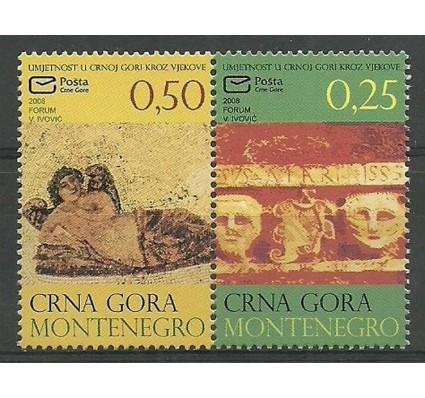 Znaczek Czarnogóra 2008 Mi 179-180 Czyste **