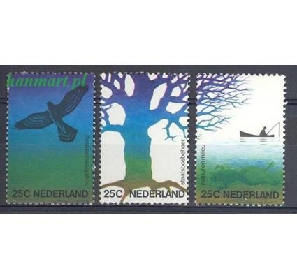 Holandia 1974 Mi 1023-1025 Czyste **