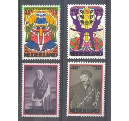 Holandia 1974 Mi 1026-1029 Czyste **