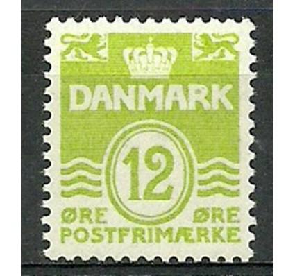Znaczek Dania 1962 Mi 332y Czyste **