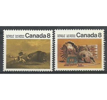 Znaczek Kanada 1972 Mi 500-501x Czyste **