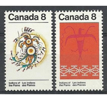 Znaczek Kanada 1972 Mi 511-512x Czyste **
